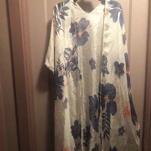 Kimono style duster